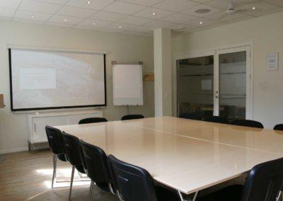 Mødelokale Roskilde centrum til bestyrelsesmøder