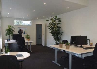 Newyorker kontor i Roskilde