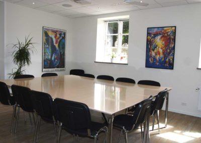 Mødelokale Roskilde centrum til strategimøder
