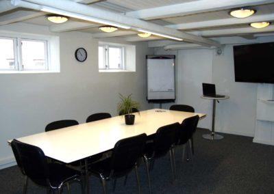 idéRummet - godt møderum i Roskilde centrum