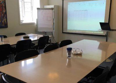 Mødelokale Roskilde centrum til workshop eller dagskursus