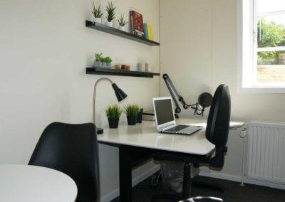 Samtalerum i Roskilde - kan også bruges som kontor
