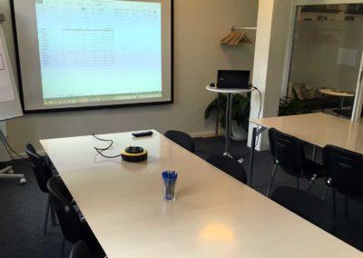 Mødelokale Roskilde centrum til kurser og workshops