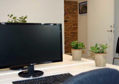Udsyn til rå vægge - newyorker stil i dit nye kontor