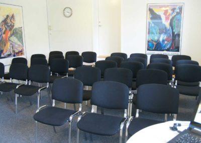 Mødelokale Roskilde centrum til seminar