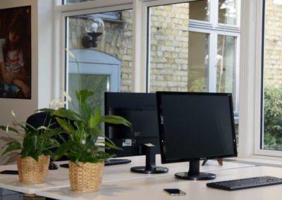 Skab dine arbejdspladser i Roskilde centrum