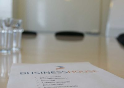 Mødelokale Roskilde centrum til innovationsforløb