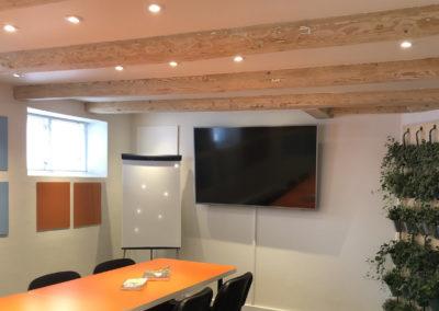 idéRummet er Roskildes innovative mødelokale...