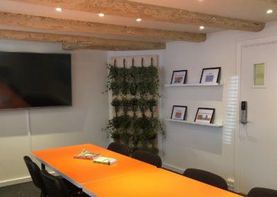 idéRummet er Roskildes innovative mødelokale - her er der god plads til brainstorming...