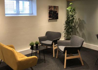 DialogRummet er et attraktivt terapilokale i Roskilde