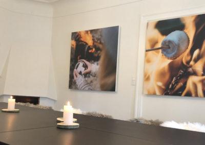 Pejsestuen er Roskildes hyggeligste mødelokale, som kan bruges til f.eks. et weekendkursus