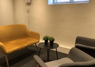 DialogRummet er et godt terapirum i Roskilde centrum
