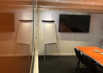 idéRummet er Roskildes innovative mødelokale - skabt til kreativitet!
