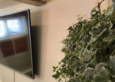 idéRummet er Roskildes innovative mødelokale - med AV-udstyr
