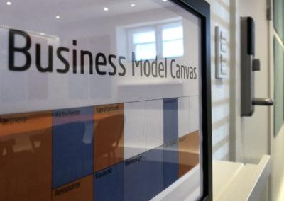 idéRummet er Roskildes innovative mødelokale - oplagt til teamwork