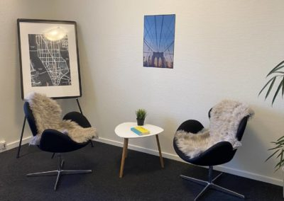 Kontorlokale 18 i BusinessHouse - med egne mødefaciliteter...