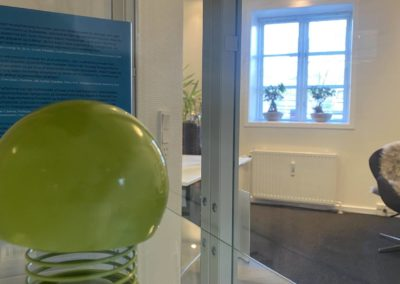 Kontorlokale 18 i BusinessHouse - med plads til opbevaring...