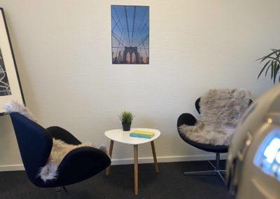 Kontorlokale 18 i BusinessHouse - med plads til egne mødefaciliteter...
