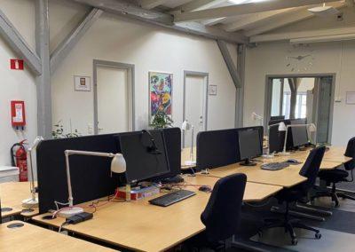 Deltids kontor Roskilde - en løsning til din virksomhed...