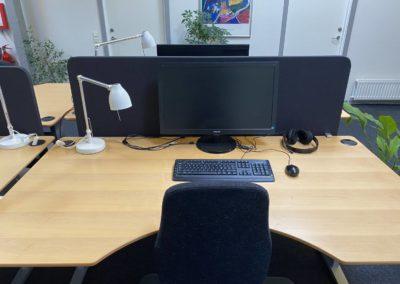 Få en flyverplads i vores kontorfællesskab i Roskilde...