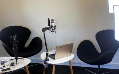 Fotostudie, Videostudie & Lydstudie til Podcasts, videokurser og lignende…