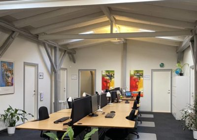 Officespace Roskilde - a great place for your company...