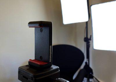 Video Studio Roskilde - her stativ til din telefon...