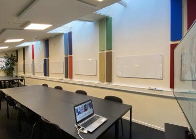 KursusRummet er et lyst og lækkert kursuslokale i Roskilde centrum...