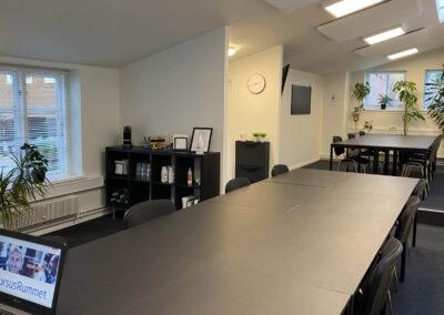 KursusRummet er et attraktivt kursuslokale i Roskilde med flere anvendelsesmuligheder...