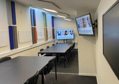 Kursuslokale til undervisning? Vælg Roskilde til dit næste kursus!