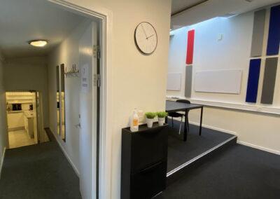 KursusRummet kan anvendes som foredragslokale.